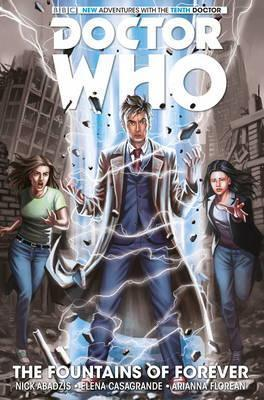 Doctor Who: The Tenth Doctor: Vol. 3