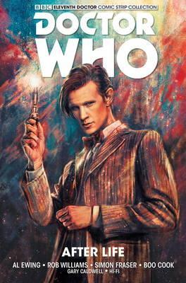 Doctor Who: The Eleventh Doctor: Volume 1