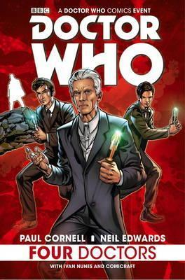 Doctor Who Event 2015 : Four Doctors