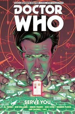 Doctor Who: The Eleventh Doctor: Volume 2