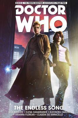 Doctor Who the Tenth Doctor: Endless Song Volume 4