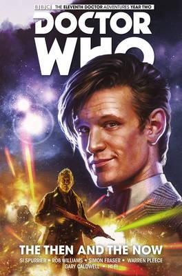 Doctor Who: The Eleventh Doctor: Then and the Now Vol. 4