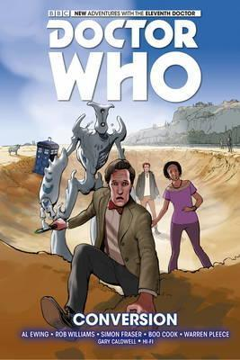 Doctor Who: The Eleventh Doctor: Volume 3