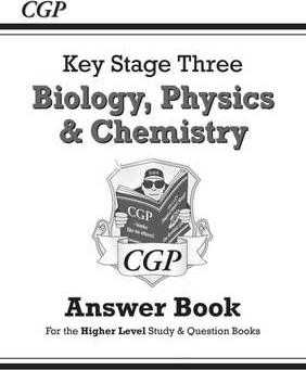 Ks3 Science Answers For Study Question Books Biology Chemistry