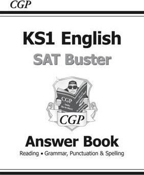 New KS1 English SAT Buster: Answer Book (for tests in 2018 and beyond)