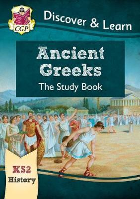 New KS2 Discover & Learn: History - Ancient Greeks Study Book