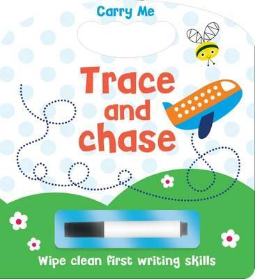 Carry Me Wipe Clean Trace & Chase