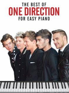 The Best of One Direction  Easy Piano