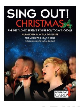 Sing Out Christmas (Book/Download Card)