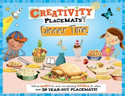 Creativity Placemats Dinner Time