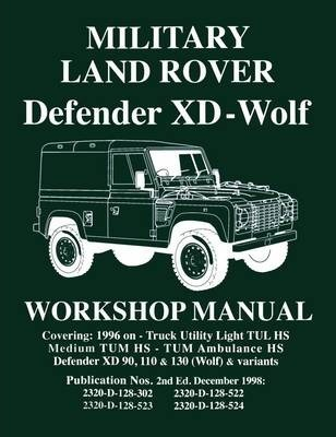 1995 land rover defender fuse box location military land rover defender xd-wolf workshop manual ...