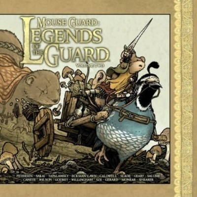 Mouse Guard: Legends of the Guard v. 2