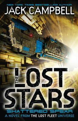 The Lost Stars - Shattered Spear (Book 4) Cover Image