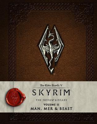 The Elder Scrolls V - The Skyrim Library  Man and Beast