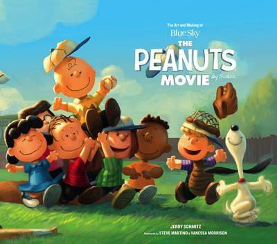 Peanuts  The Art and Making of the Movie