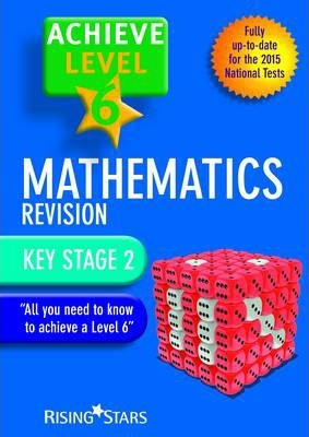 Achieve Maths Revision Pupils Book: Level 6