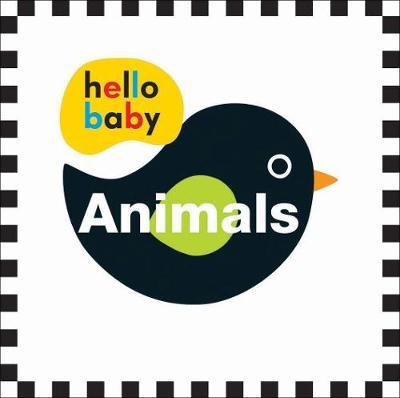 Hello Baby Animals Cloth Book