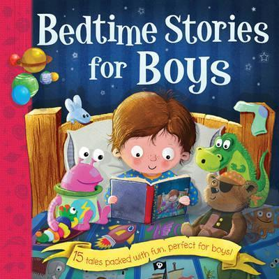 First Bedtime Stories for Boys