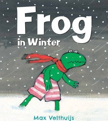 Image result for frog in winter max velthuijs