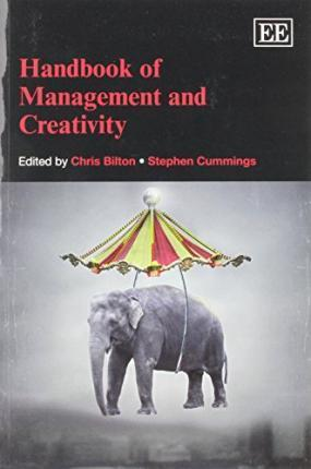 chris bilton s book management and creativity Chris bilton, head of the centre for cultural policy studies at england's university of warwick, wrote management and creativity stephen cummings , head of the victoria management school, victoria university, wellington, new zealand, wrote the business strategy pathfinder.
