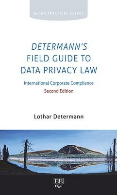 Determann's Field Guide to Data Privacy Law