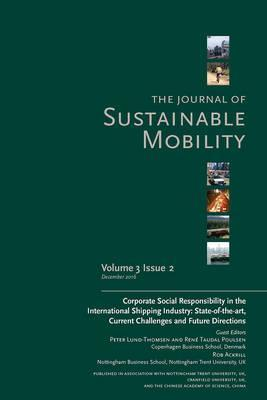 Corporate Social Responsibility in the International Shipping Industry: State-of-the-art, Current Challenges and Future Directions