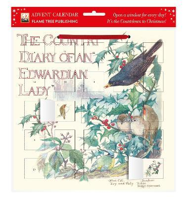 The Country Diary of an Edwardian Lady advent calendar