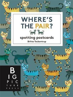 Where's the Pair Postcards