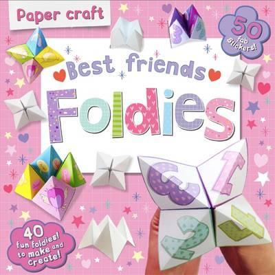 Paper Craft Foldies Best Friends Frankie Jones 9781783704781