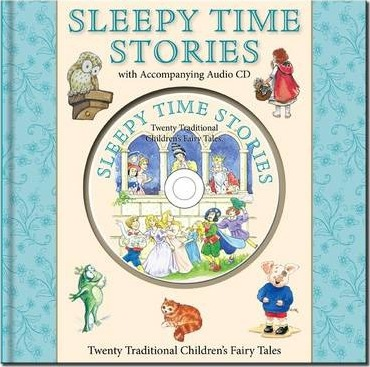 SleepyTime Stories CD Book