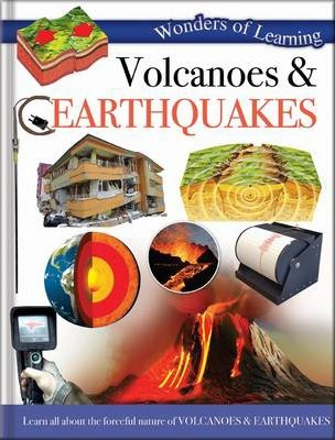 Wonders of Learning: Discover Volcanoes and Earthquakes