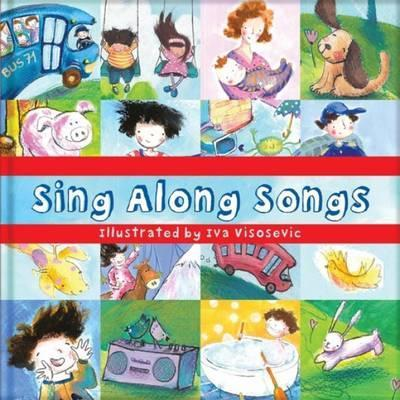 Square Paperback Book - Sing Along Songs