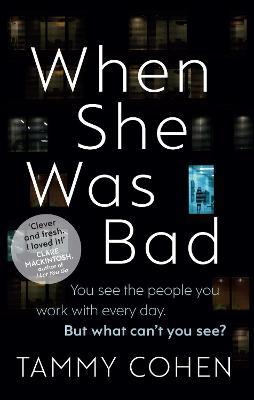 When She Was Bad Cover Image