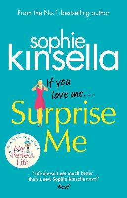 Surprise Me : The Sunday Times Number One bestseller