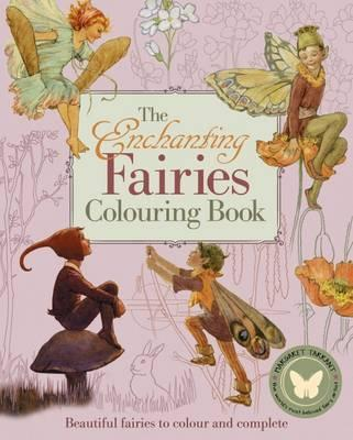 Enchanting Fairies Colouring Book, the