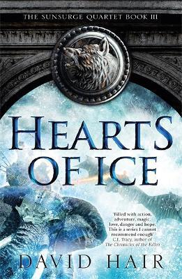 Hearts of Ice  The Sunsurge Quartet Book 3