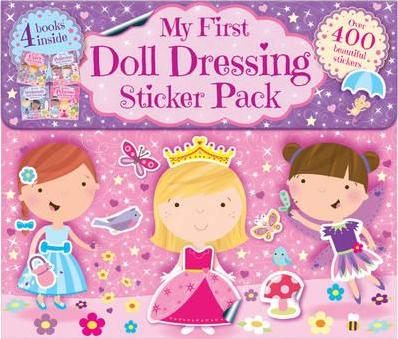 Young Doll Dressing