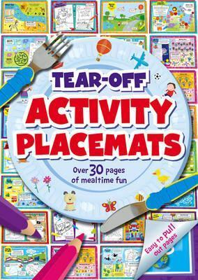 Tear off Activity Placemats