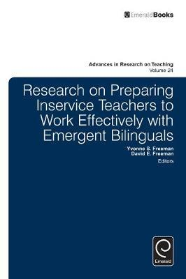 Research on Preparing Inservice Teachers to Work Effectively with