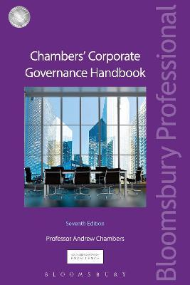 Chambers' Corporate Governance Handbook