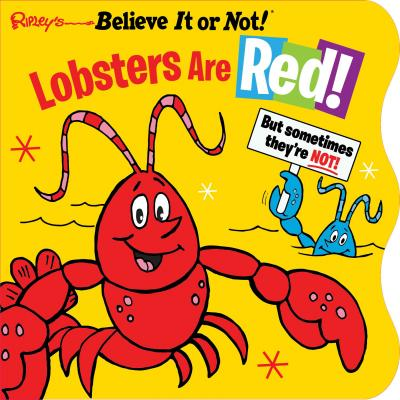 Lobsters Are Red (Ripley's)