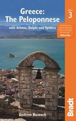 Greece: The Peloponnese Cover Image