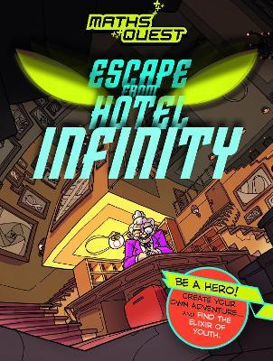 Maths Quest: Escape from Hotel Infinity