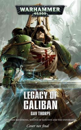 Legacy of Caliban Cover Image