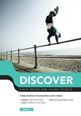 Discover: Book 5 : Bible notes for young people