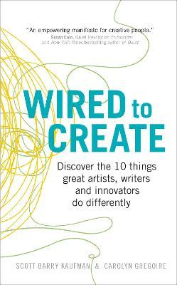 Wired to Create Cover Image