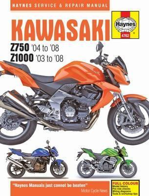 kawasaki 750 1000 motorcycle repair manual haynes publishing rh bookdepository com Haynes Repair Manual Online View Auto Repair Manuals Online