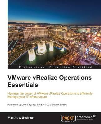 VMware vRealize Operations Essentials Cover Image