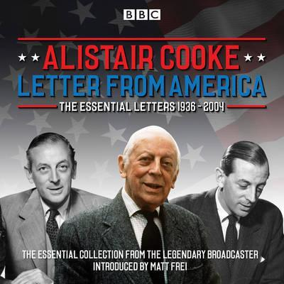 Letter from America: The Essential Letters 1936 - 2004 Cover Image