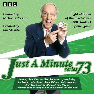 Just a Minute: Series 73 Cover Image